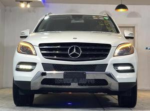 Mercedes-Benz M Class 2013 ML 350 4Matic White | Cars for sale in Lagos State, Amuwo-Odofin