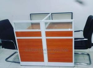 Quality Workstation Table by 2 | Furniture for sale in Lagos State, Yaba