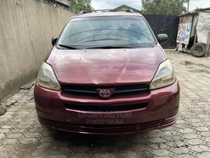 Toyota Sienna 2005 Red | Cars for sale in Lagos State, Ojodu