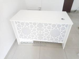 Quality Office White Table 1.2 Meter   Furniture for sale in Lagos State, Ajah