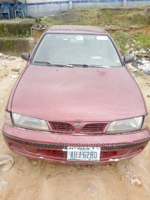 Nissan Almera 2000 Red   Cars for sale in Rivers State, Obio-Akpor