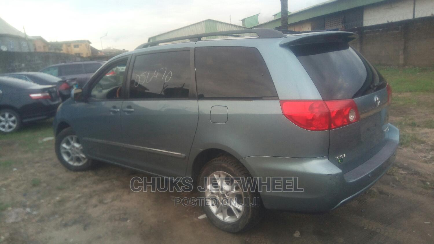 Toyota Sienna 2006 XLE Limited AWD Blue | Cars for sale in Isolo, Lagos State, Nigeria