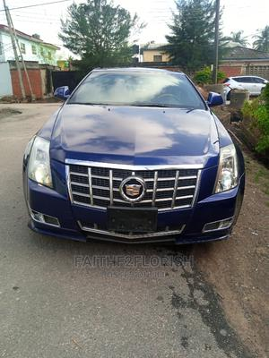 Cadillac Escalade 2014 Blue | Cars for sale in Lagos State, Ikeja