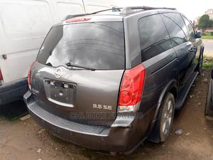 Nissan Quest 2004 3.5 SE Gray   Cars for sale in Lagos State, Ejigbo