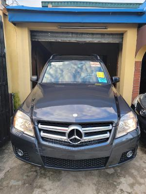 Mercedes-Benz GLK-Class 2010 350 Gray | Cars for sale in Lagos State, Surulere