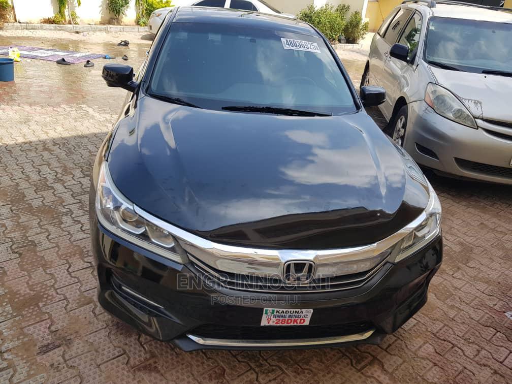 Honda Accord 2017 Black | Cars for sale in Gwarinpa, Abuja (FCT) State, Nigeria