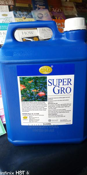 Super Gro Liquid Plant Fertilizer Fish Pond Fertilization | Feeds, Supplements & Seeds for sale in Lagos State, Ikeja