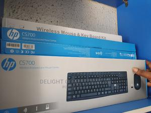 HP Cs700 Wireless Keyboard and Mouse Combo | Computer Accessories  for sale in Lagos State, Ikeja