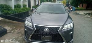 Lexus RX 2017 350 F Sport AWD Gray   Cars for sale in Lagos State, Ikeja