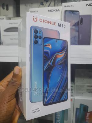 New Gionee M15 128 GB Black | Mobile Phones for sale in Lagos State, Ikeja