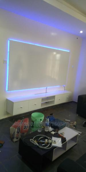 8ft X 8ft TV Stand | Furniture for sale in Lagos State, Isolo