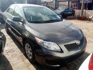 Toyota Corolla 2009 Gray   Cars for sale in Lagos State, Isolo