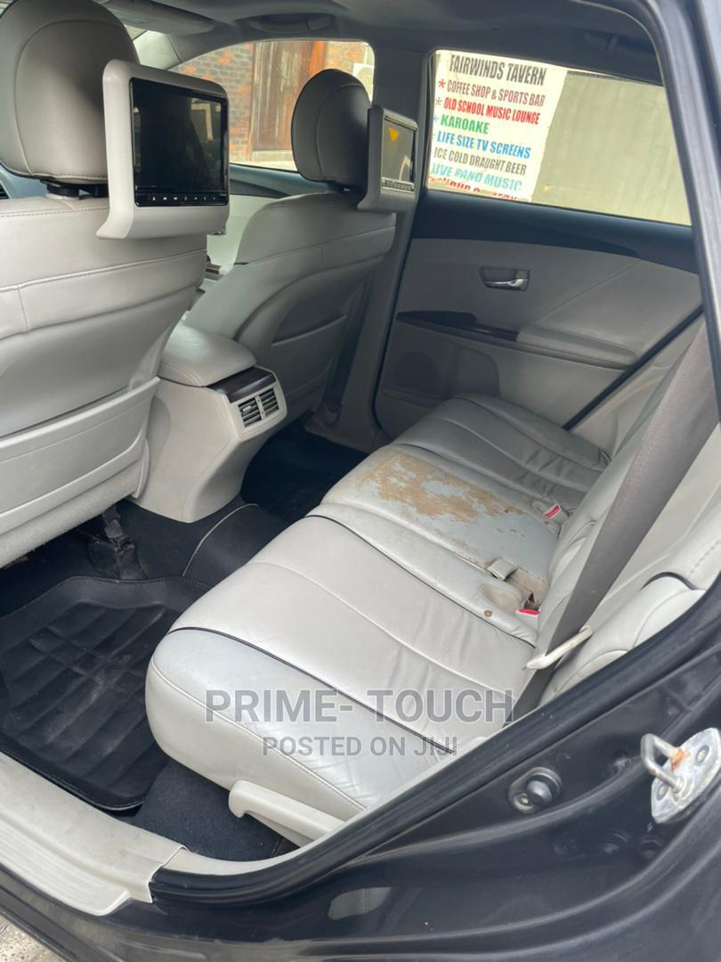 Toyota Venza 2010 V6 Gray   Cars for sale in Surulere, Lagos State, Nigeria