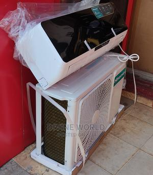 Hisense Split AC 1.5hp Super Cooling  Copper AS-12TFB | Home Appliances for sale in Lagos State, Apapa