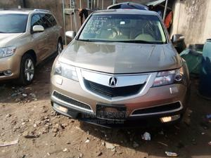 Acura MDX 2011 Gold | Cars for sale in Lagos State, Isolo
