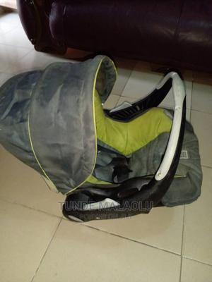 Used Baby Car Seat With Baby Carrier | Children's Gear & Safety for sale in Delta State, Uvwie