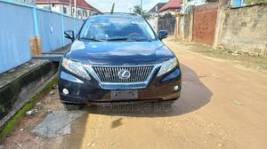 Lexus RX 2010 Black | Cars for sale in Lagos State, Isolo