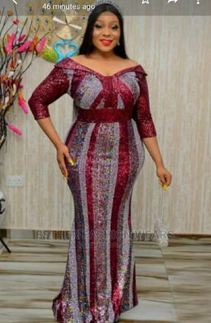 Quality Turkey Dinner Long Gown Available in Affordable Pric   Clothing for sale in Lagos State, Ikeja