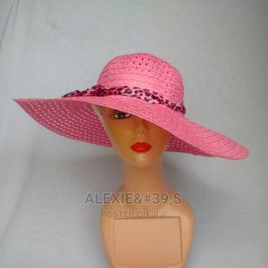 Net Beach Hat for Women - Pink | Clothing Accessories for sale in Abuja (FCT) State, Kubwa