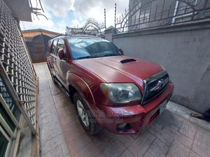 Toyota 4-Runner 2006 Sport Edition 4x4 V6 Red | Cars for sale in Lagos State, Surulere