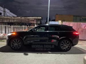 Land Rover Range Rover Velar 2020 P380 R-Dynamic HSE 4x4 Black | Cars for sale in Lagos State, Surulere