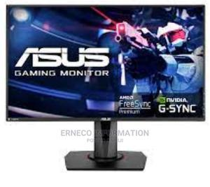 ASUS - 27 Inch Gaming Monitor | Computer Monitors for sale in Lagos State, Ikeja