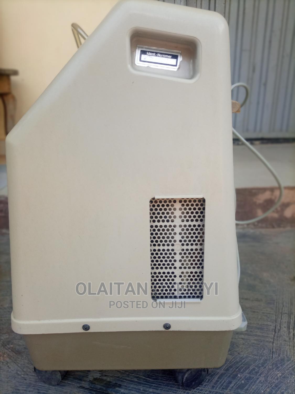 Archive: Invacare Platinum Oxygen 5