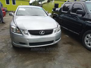 Lexus GS 2006 300 AWD Silver | Cars for sale in Lagos State, Lekki