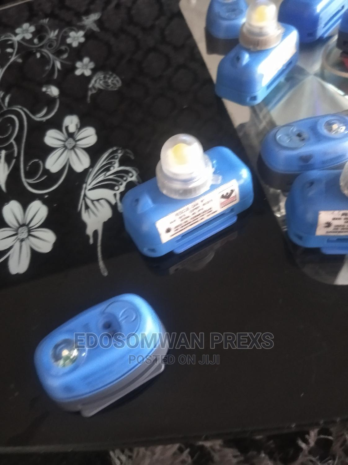 Archive: Automatic Light for Life Jacket