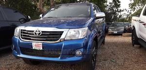 Toyota Hilux 2012 2.5 D-4d 4X4 SRX Blue   Cars for sale in Abuja (FCT) State, Kubwa