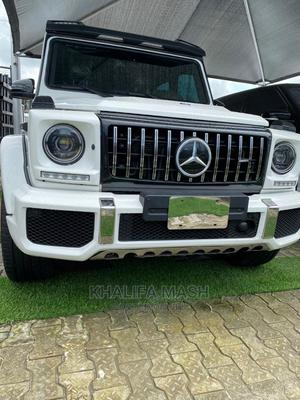 Mercedes-Benz G-Class 2015 White | Cars for sale in Lagos State, Lekki
