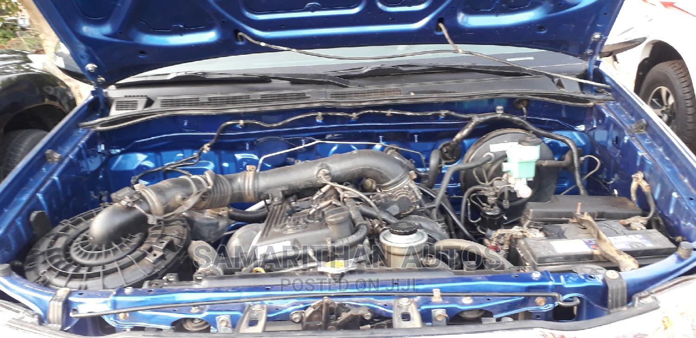 Toyota Hilux 2012 2.5 D-4d 4X4 SRX Blue   Cars for sale in Kubwa, Abuja (FCT) State, Nigeria
