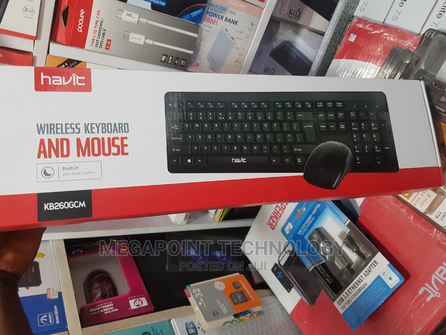 Archive: Havit Wireless Keyboard and Mouse
