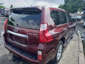 Lexus GX 2012 460 Premium Red | Cars for sale in Lagos State, Apapa