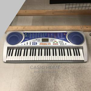 Neat Professional 5octave Casio Keyboard Piano With Midi   Musical Instruments & Gear for sale in Lagos State, Ipaja