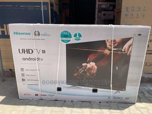 Hisense Smart Uhd TV 65inches | TV & DVD Equipment for sale in Lagos State, Lekki