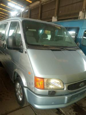 Ford Transit 2002 Silver   Buses & Microbuses for sale in Lagos State, Apapa
