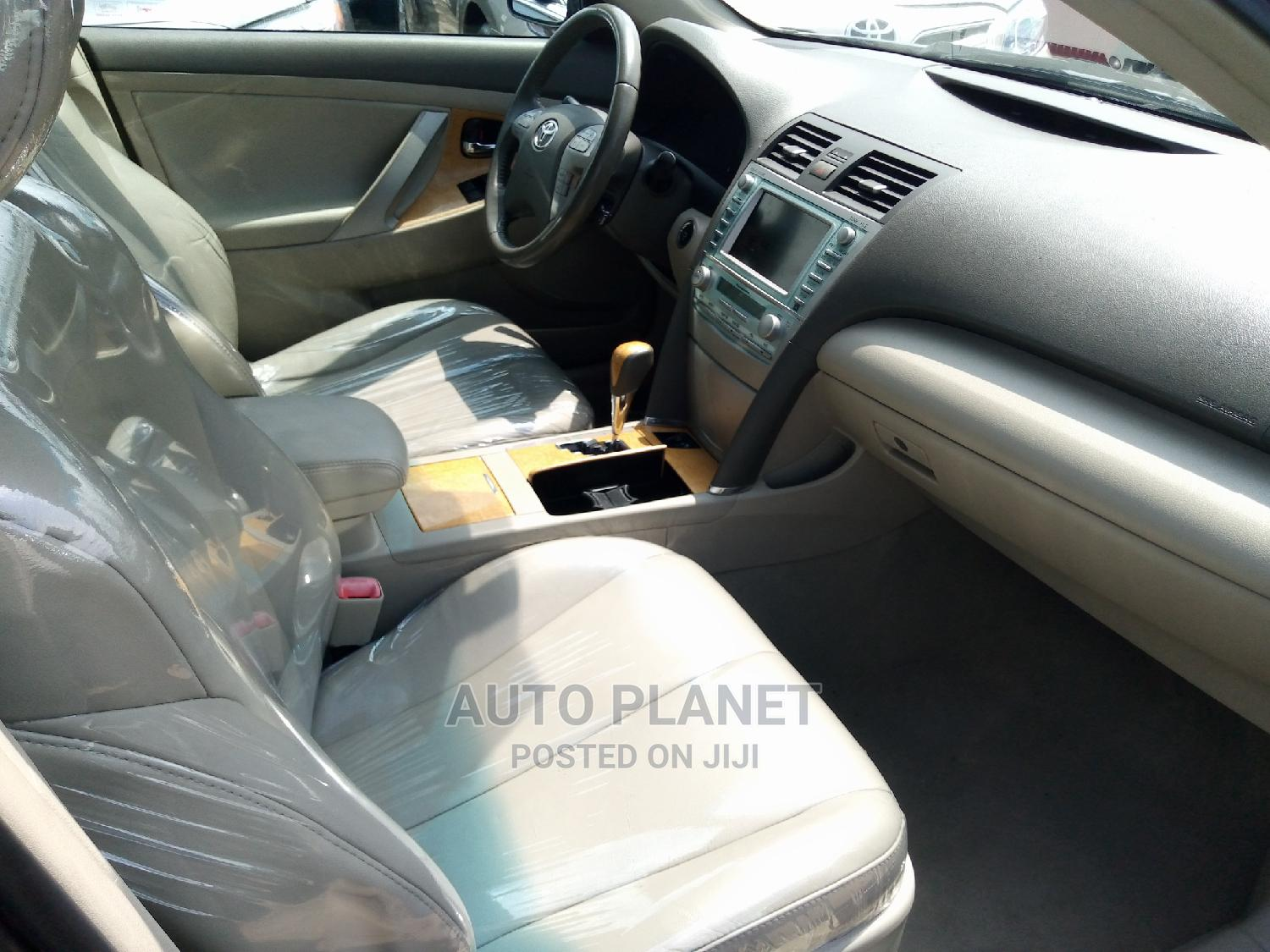 Toyota Camry 2007 Gray   Cars for sale in Apapa, Lagos State, Nigeria