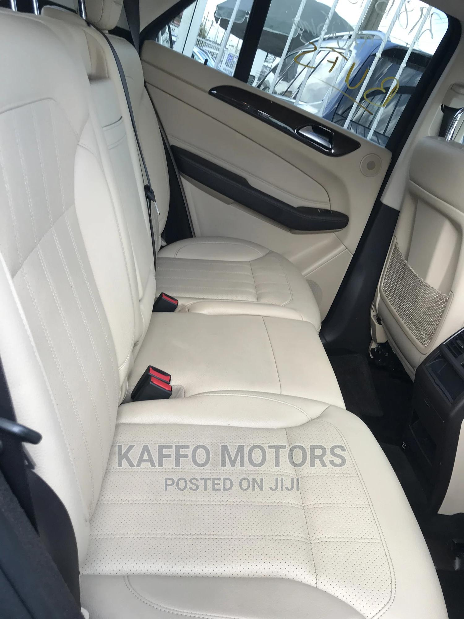 Mercedes-Benz GLE-Class 2016 Gray | Cars for sale in Ikeja, Lagos State, Nigeria