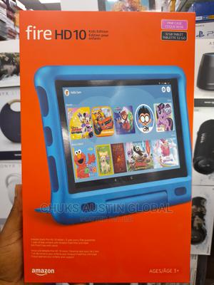 New Amazon Fire HD 10 (2019) 32 GB Blue   Tablets for sale in Lagos State, Ikeja