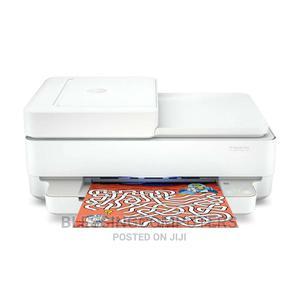 HP Deskjet Plus Ink Advantage 6475 AIO Printer   Printers & Scanners for sale in Lagos State, Ikeja