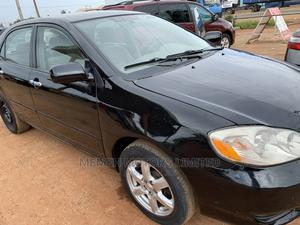 Toyota Corolla 2004 Black   Cars for sale in Delta State, Oshimili South