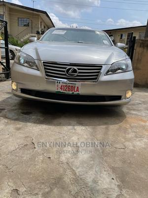 Lexus ES 2011 350 Silver | Cars for sale in Lagos State, Gbagada