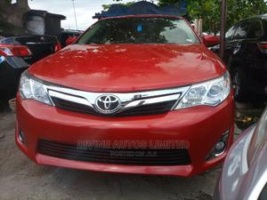 Toyota Camry 2013 Red | Cars for sale in Lagos State, Apapa