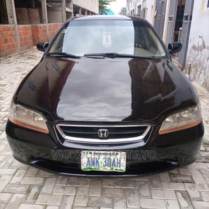 Honda Accord 2000 Coupe Black | Cars for sale in Abuja (FCT) State, Gwagwalada