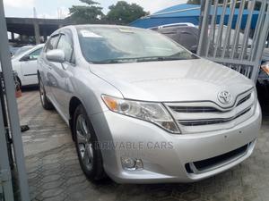 Toyota Venza 2012 V6 AWD Silver | Cars for sale in Lagos State, Amuwo-Odofin