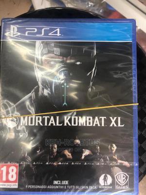 PS4 Mortal Kombat | Video Games for sale in Lagos State, Apapa