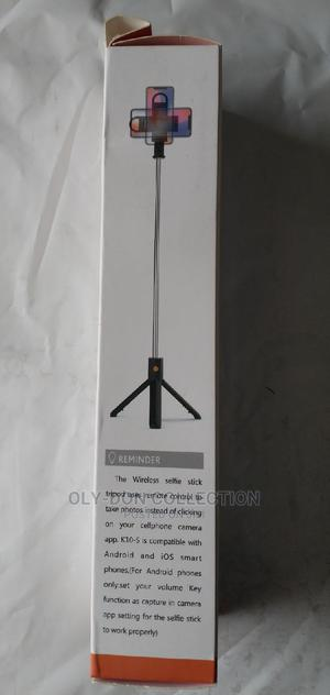 Selfie Stick Integrated Tripod   Accessories for Mobile Phones & Tablets for sale in Lagos State, Ikeja