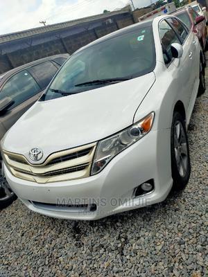 Toyota Venza 2012 V6 White | Cars for sale in Lagos State, Ikeja