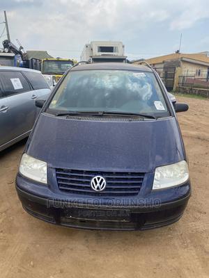 Volkswagen Sharan 2003 Blue   Cars for sale in Lagos State, Ikorodu
